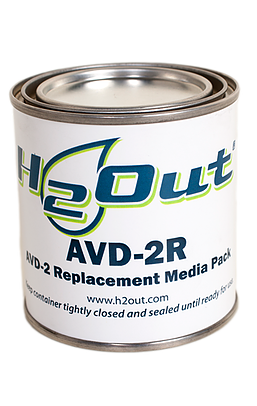AVD-2R: Replacement Media Pack for Air Vent Dryer AVD-2