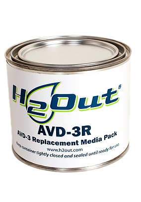 AVD-3R: Replacement Media Pack for Fuel Guard AVD-3